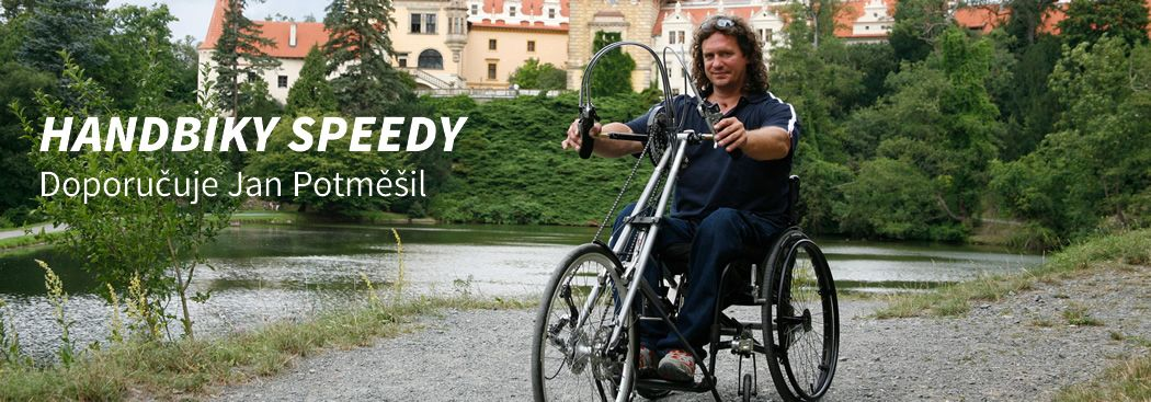 Jan Potměšil - Speedy